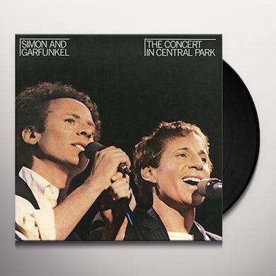 Simon & Garfunkel CONCERT IN CENTRAL PARK (LIVE) Vinyl Record