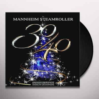 Mannheim Steamroller 30/40 Vinyl Record