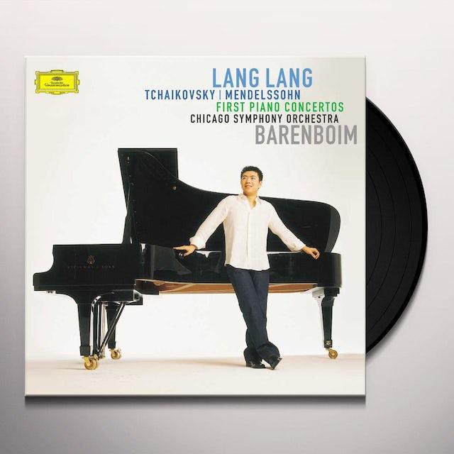 Tchaikovsky / Mendelssohn / Lang / Barenboim
