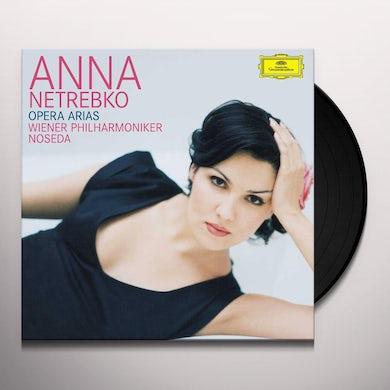 Anna Netrebko Gianandrea N Opera Arias Vinyl Record