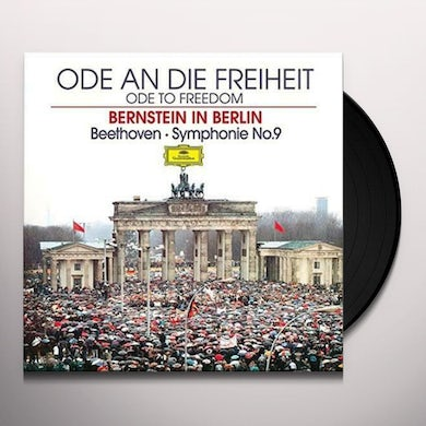 Ode andieFreiheit/Odeto freedom - Beethoven: Symphony No. 9 in D Minor (2 LP) Vinyl Record