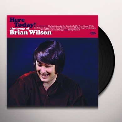 HERE TODAY! SONGS OF BRIAN WILSON / VARIOUS Vinyl Record