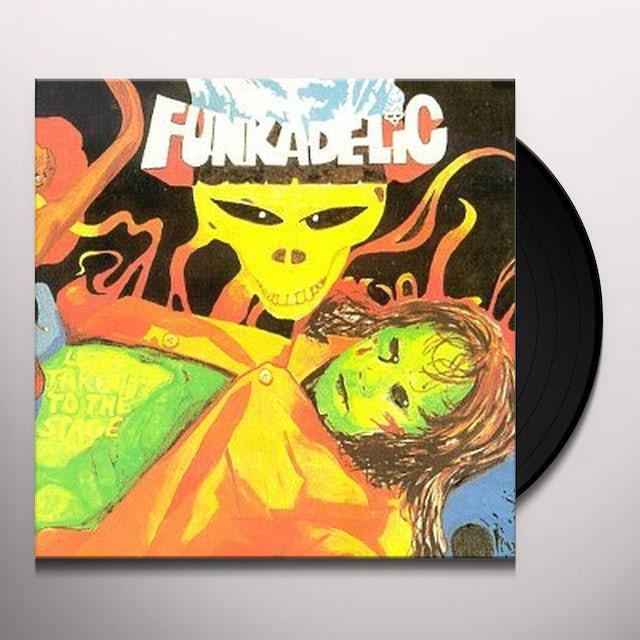 Funkadelic LET'S TAKE IT TO STAGE Vinyl Record