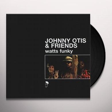 WATTS FUNKY Vinyl Record