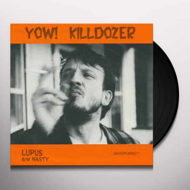 Killdozer YOW-LUPUS Vinyl Record