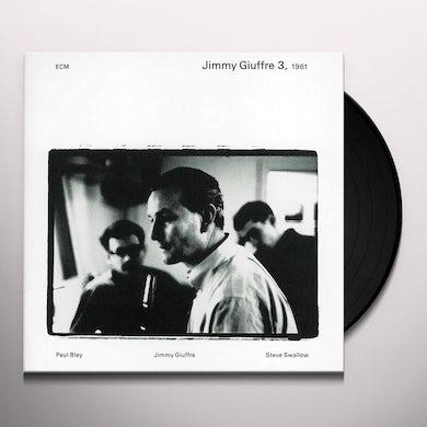 3, 1961 (2 LP) Vinyl Record
