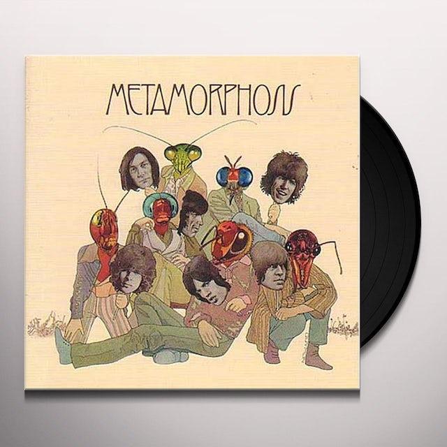 The Rolling Stones METAMORPHOSIS Vinyl Record