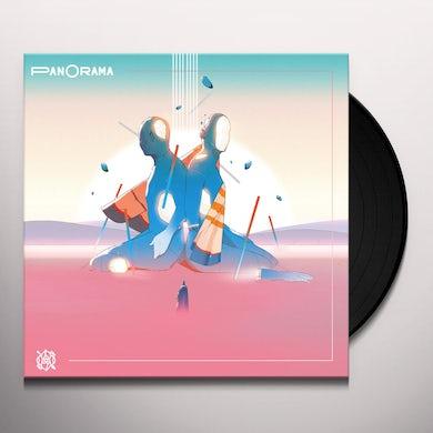 La Dispute PANORAMA (BLACK TOURMALINE) Vinyl Record