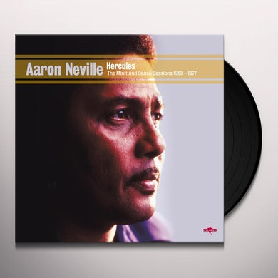 Aaron Neville Hercules   The Minit & Sansu Sessions (L Vinyl Record