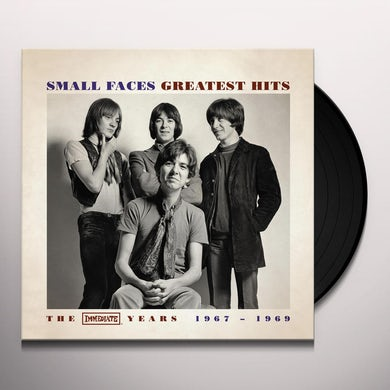 Small Faces Greatest Hits   The Immediate Years 1967 Vinyl Record