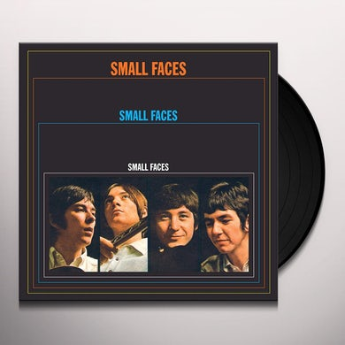 Small Faces (Limited Edition Blue Vinyl) Vinyl Record