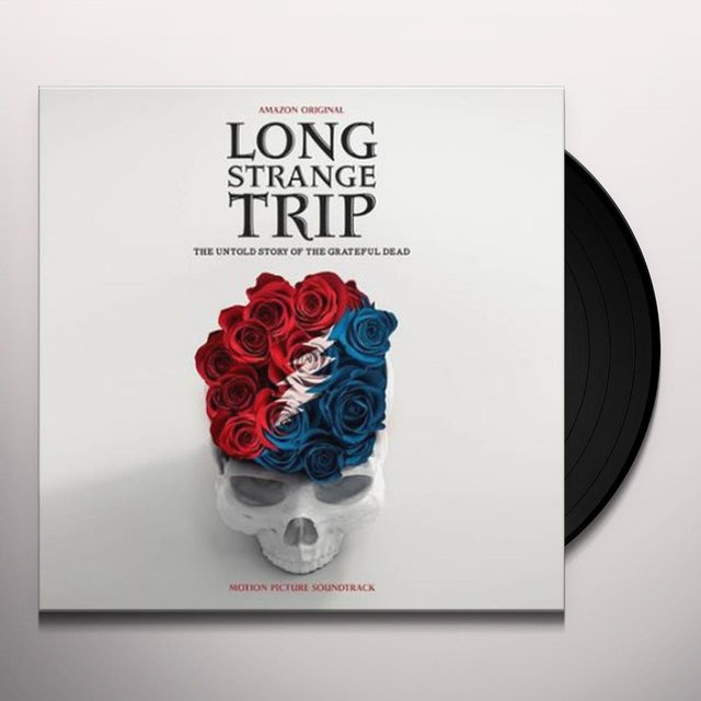 Grateful Dead LONG STRANGE TRIP HIGHLIGHTS - O.S.T. Vinyl Record