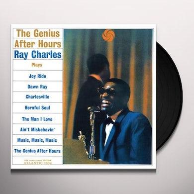 GENIUS AFTER HOURS Vinyl Record
