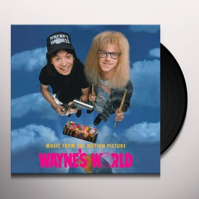 Wayne'S World ) / O.S.T. WAYNE'S WORLD (ROCKTOBER 2017 EXCLUSIVE)) / Original Soundtrack Vinyl Record