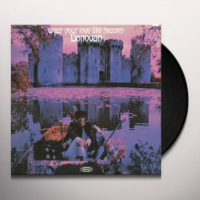 Donovan WEAR YOUR LOVE LIKE HEAVEN - Colored Vinyl Record