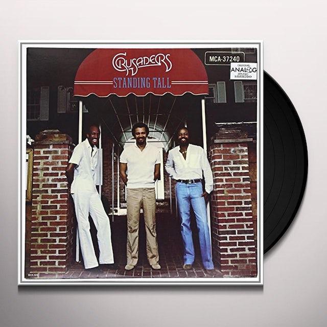 Joe Crusaders / Cocker STANDING TALL Vinyl Record
