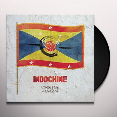 Indochine SONG FOR A DREAM Vinyl Record