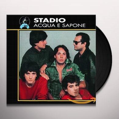 Stadio ACQUA E SAPONE: I GRANDI SUCCESSI Vinyl Record