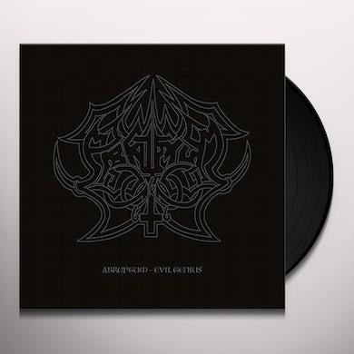 Abruptum EVIL GENIUS Vinyl Record