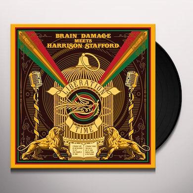 Brain Damage LIBERATION TIME Vinyl Record