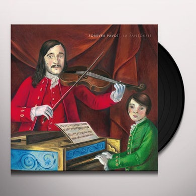 FOREVER PAVOT PANTOUFLE Vinyl Record