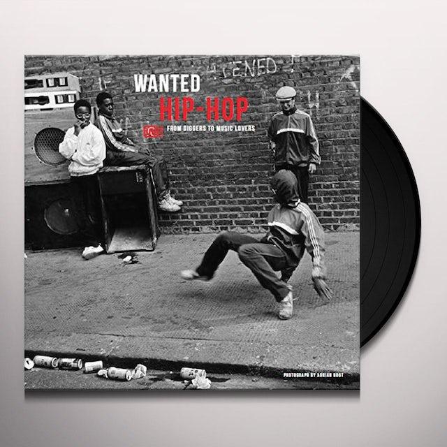 Wanted Hip-Hop / Various Vinyl Record