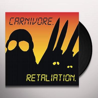 Carnivore RETALIATION Vinyl Record