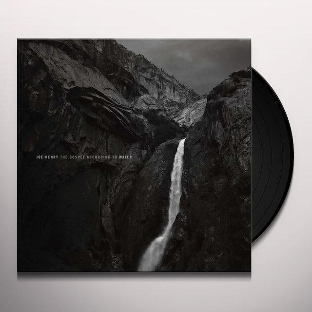 Joe Henry GOSPEL ACCORDING TO WATER Vinyl Record