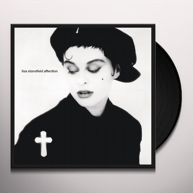 Lisa Stansfield AFFECTION Vinyl Record
