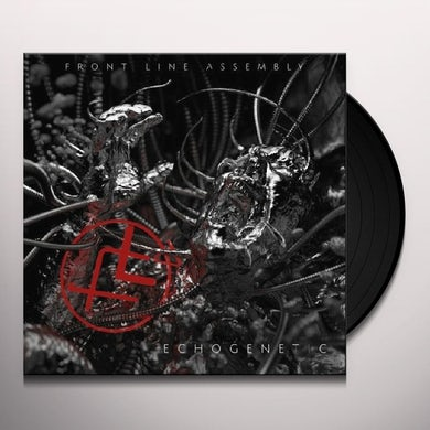 Front Line Assembly ECHOGENETIC Vinyl Record