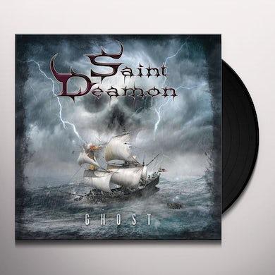 Saint Deamon GHOST (SILVER VINYL) Vinyl Record
