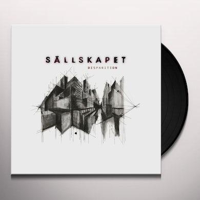 Sallskapet DISPARITION Vinyl Record