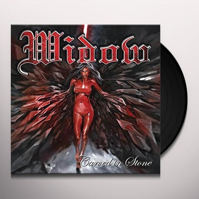 Widow CARVED IN STONE Vinyl Record