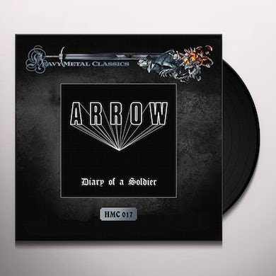 Arrow DIARY OF A SOLDIER Vinyl Record