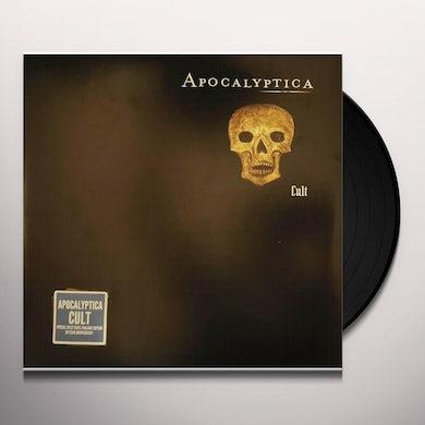 Apocalyptica CULT (COLOURED 2 LP) Vinyl Record