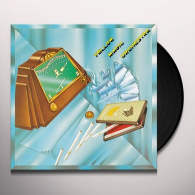 YELLOW MAGIC ORCHESTRA Vinyl Record
