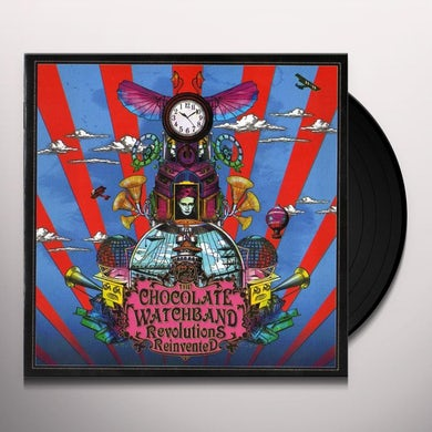 The Chocolate Watchband REVOLUTIONS REINVENTED Vinyl Record