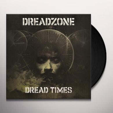 Dreadzone DREAD TIMES Vinyl Record