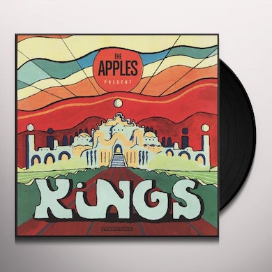 Apples KINGS Vinyl Record