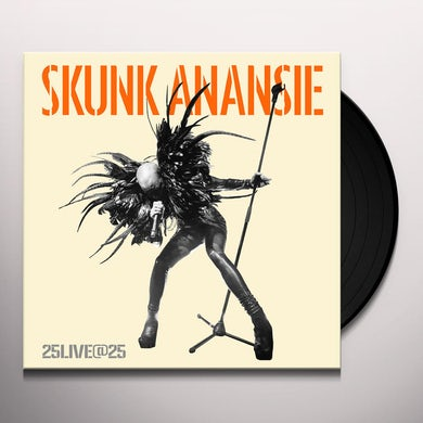 Skunk Anansie 25LIVE@25 Vinyl Record