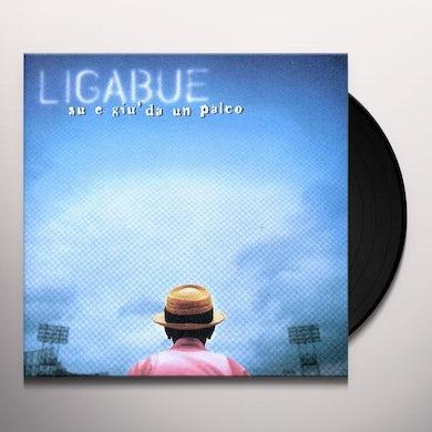 Ligabue SU E GIU DA UN PALCO Vinyl Record