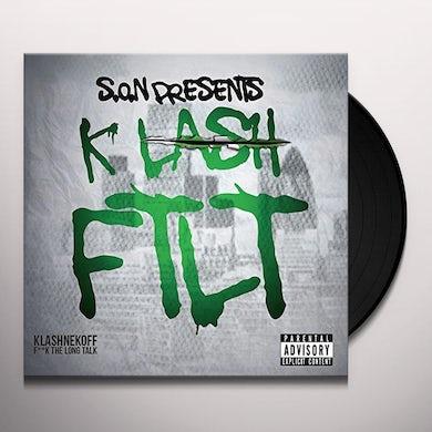 Klashnekoff FTLT Vinyl Record