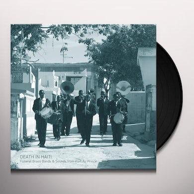 Felix Blume DEATH IN HAITI Vinyl Record