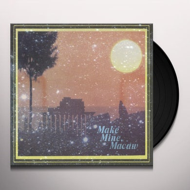 Monopoly Child Star Searchers MAKE MINE MACAW Vinyl Record