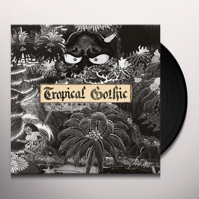 Mike Cooper TROPICAL GOTHIC Vinyl Record