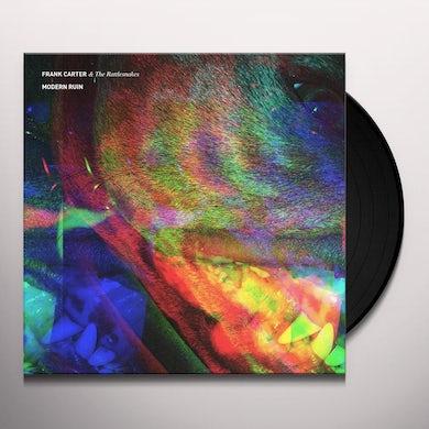 Frank Carter & The Rattlesnakes MODERN RUIN Vinyl Record