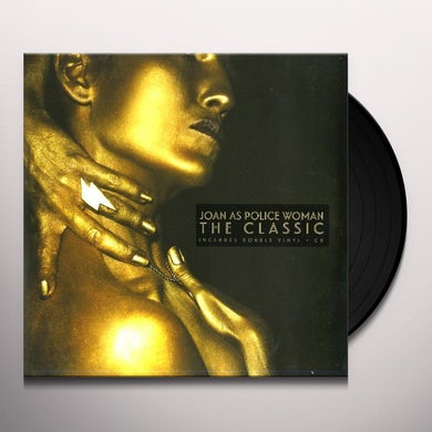 Joan As Police Woman & Benjamin Lazar Davis CLASSIC Vinyl Record