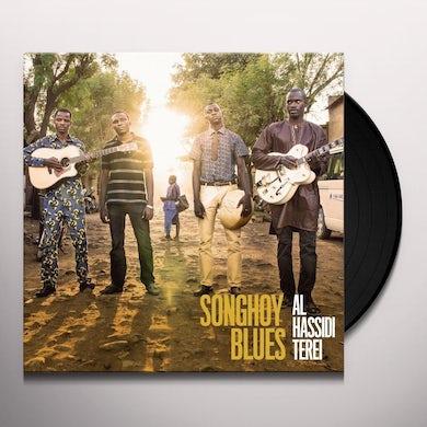 SONGHOY BLUES AL HASSIDI TEREI Vinyl Record - UK Release