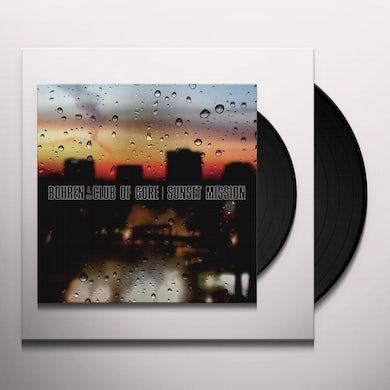 Bohren & Der Club Of Gore SUNSET MISSION Vinyl Record
