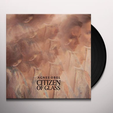 Agnes Obel CITIZEN OF GLASS Vinyl Record